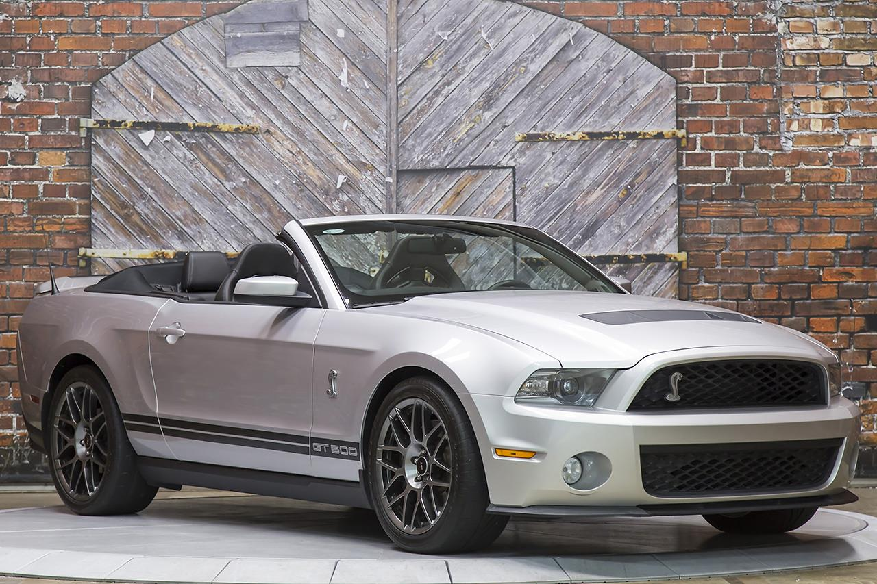North Freeway Hyundai >> 2012 Ford Shelby GT500 Convertible