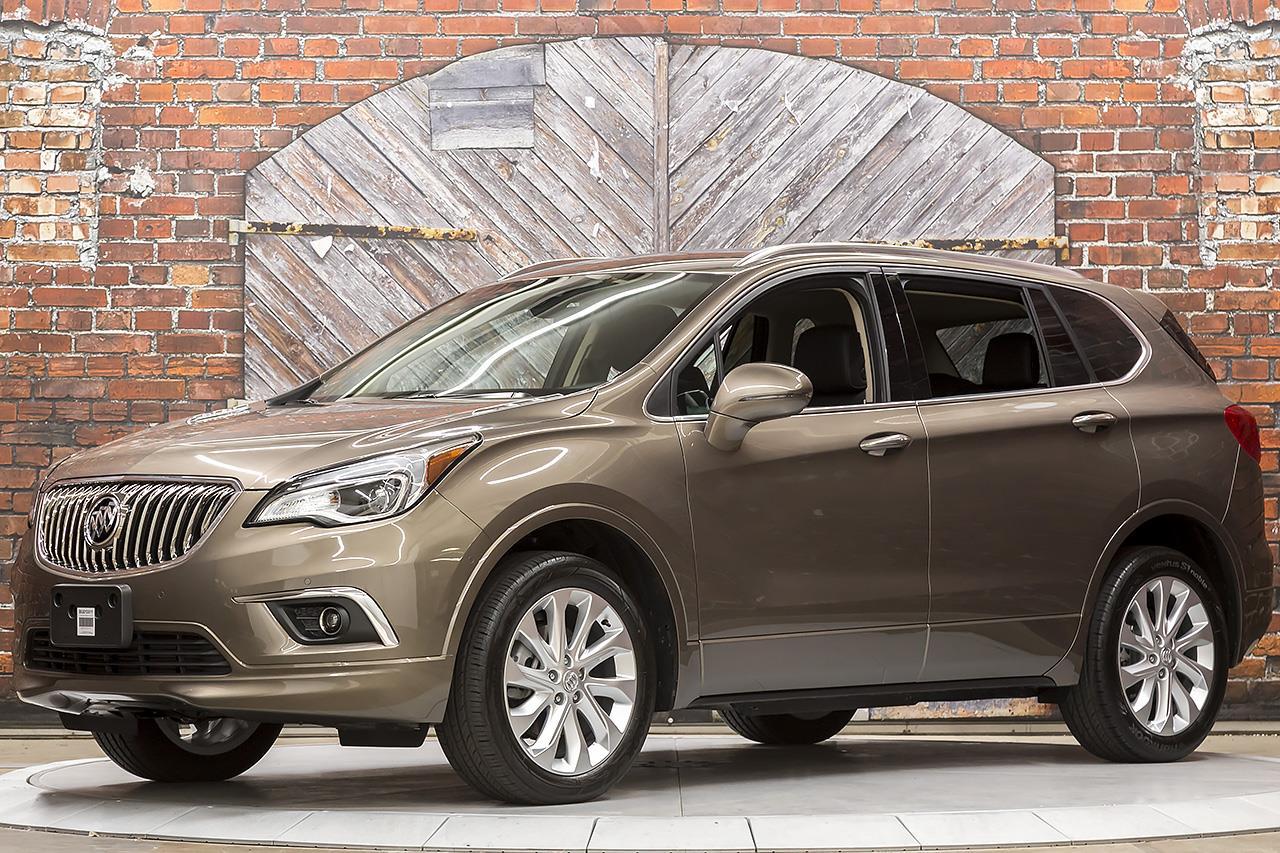 2016 Buick Envision AWD Premium II