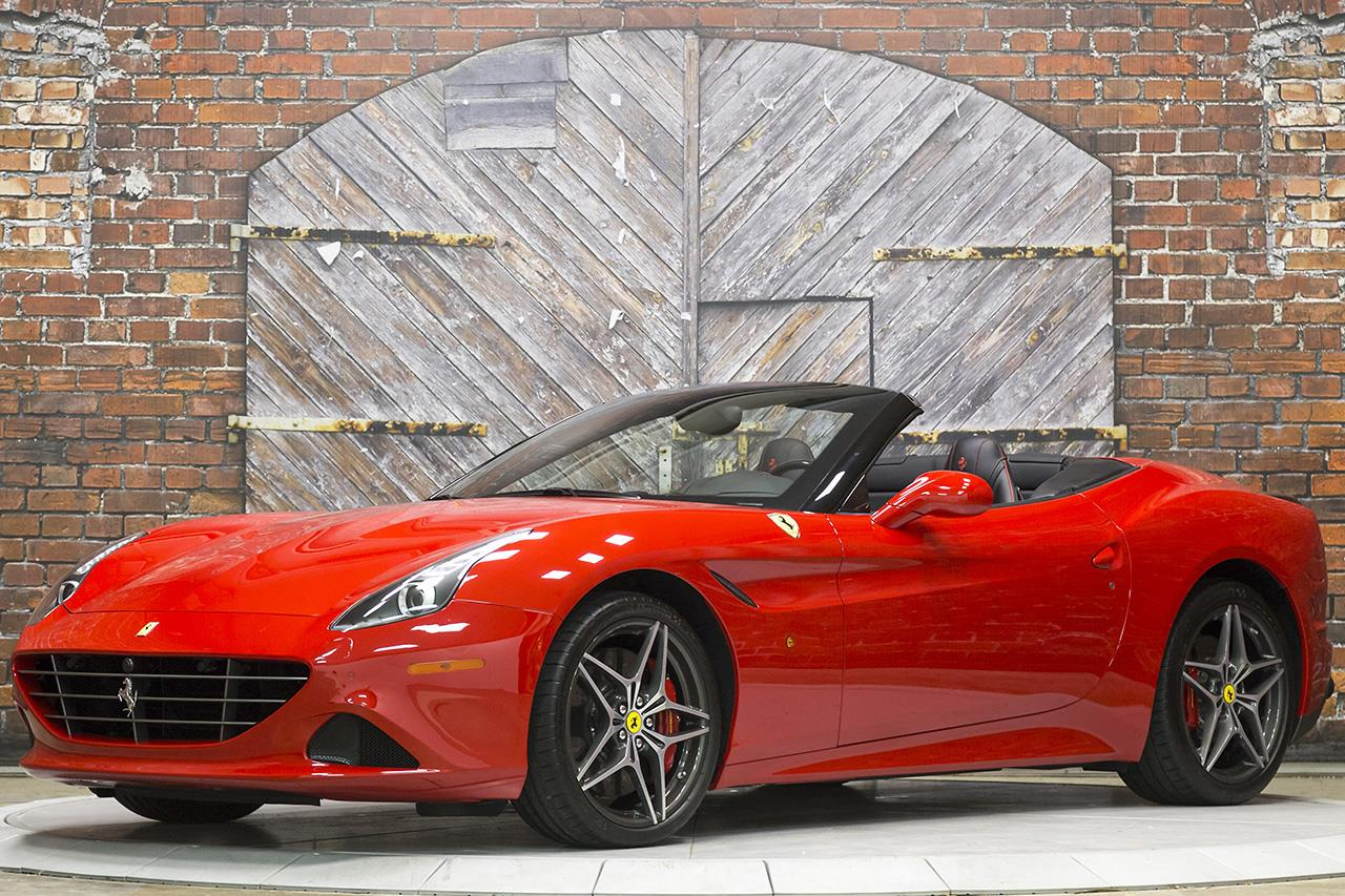 2016 Ferrari California T Handling Speciale Sold! Thank You, K.M. In The  Woodlands, TX