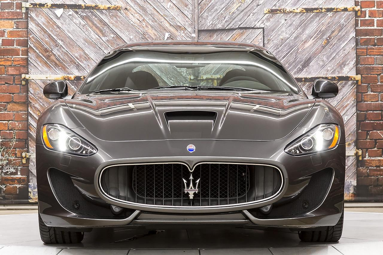 2017 Maserati GranTurismo Sport Special Edition
