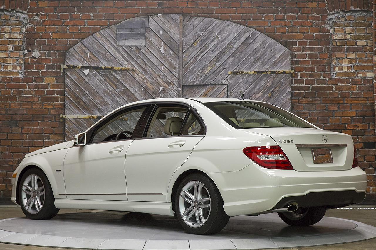 2012 mercedes benz c250 sedan for Mercedes benz 2012 c250