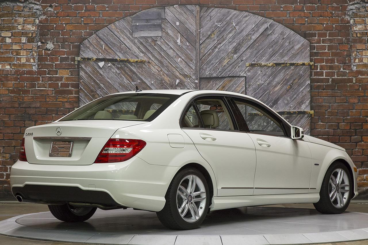 2012 mercedes benz c250 sedan for Mercedes benz c250 sedan