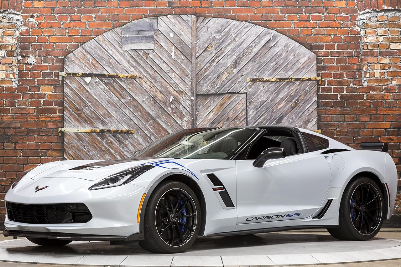 2018 Chevrolet Corvette Grand Sport Z07 Coupe Carbon 65 Edition