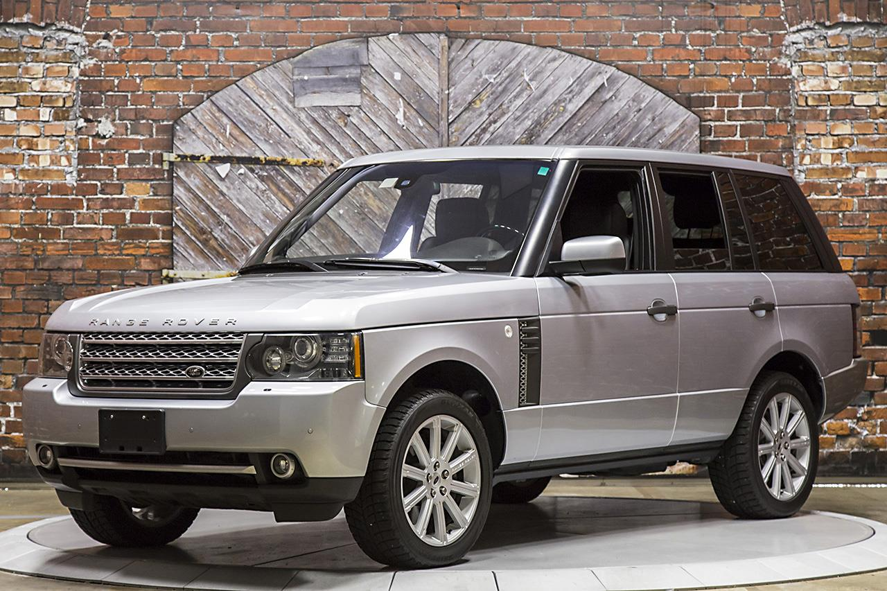 2010 Land Rover Range Rover Supercharged Full Size