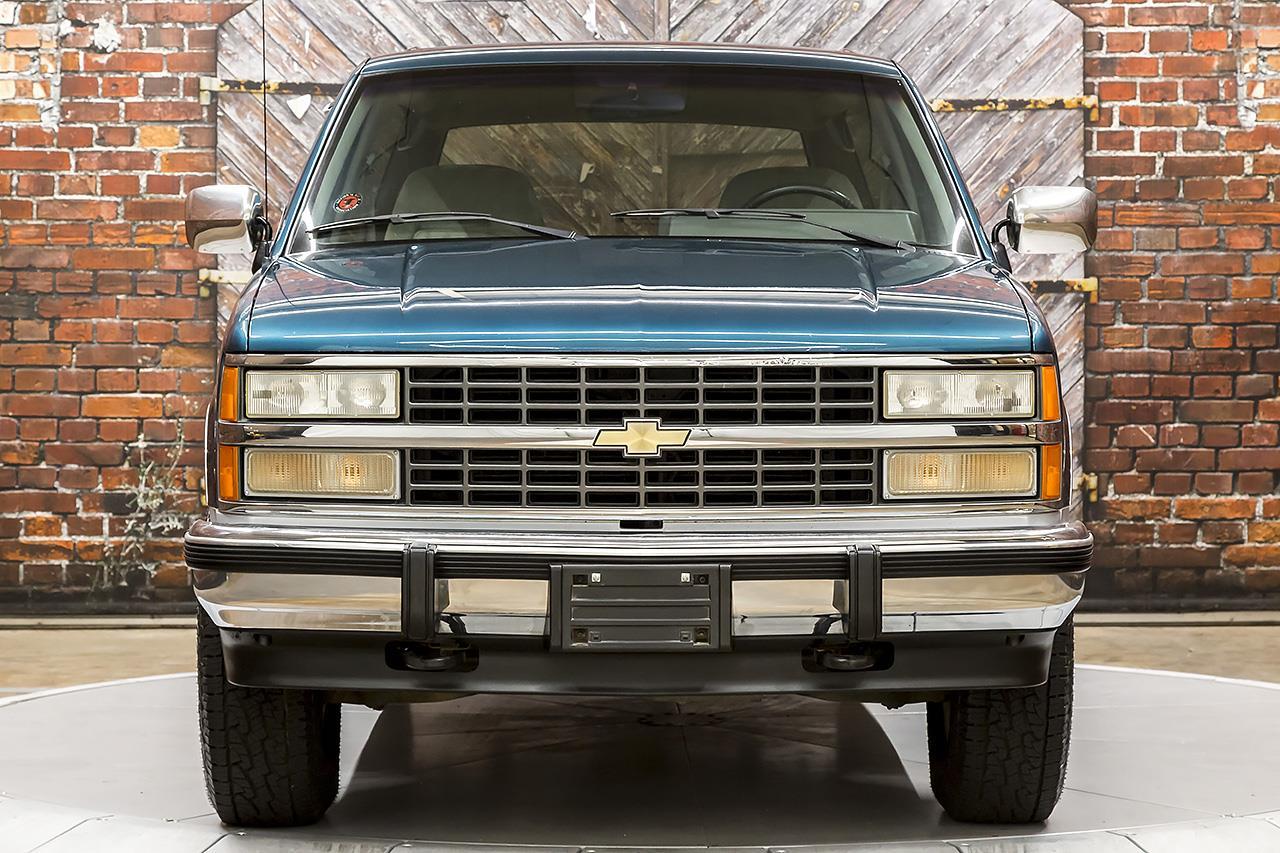 1992 Chevrolet Blazer Silverado 5-Speed Manual 4X4