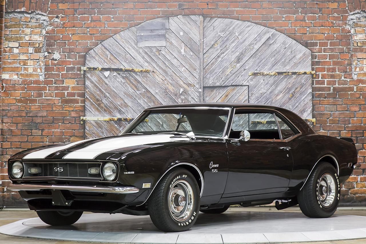 1968 Chevrolet Camaro SS Built 396 Tribute