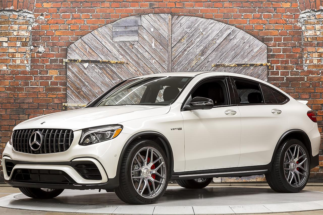 2018 Mercedes Benz GLC63 S AMG Coupe