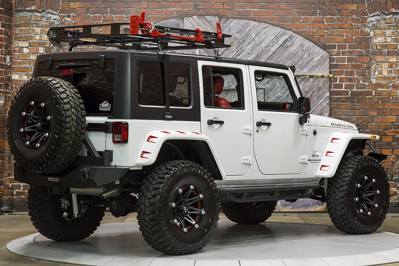 2015 Jeep Wrangler Unlimited Rubicon Automatic