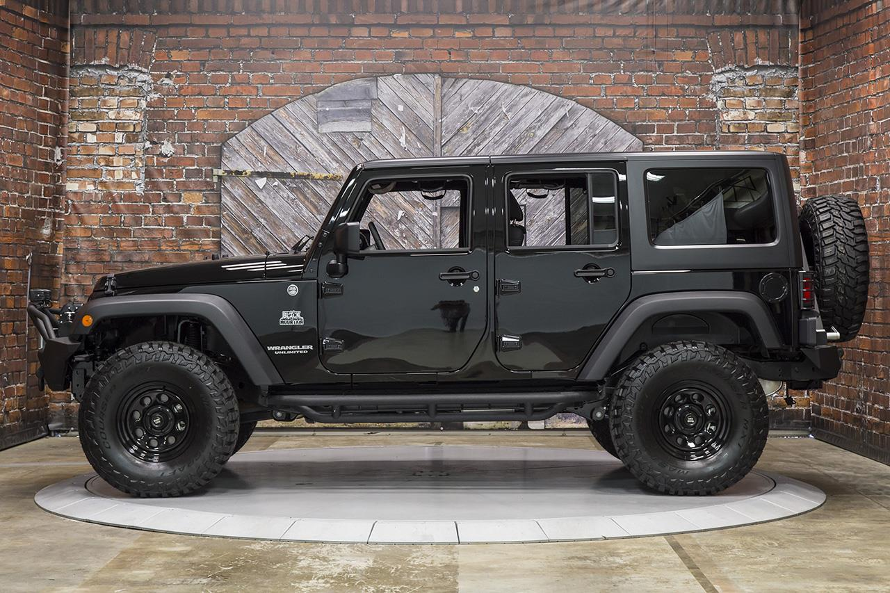 2015 jeep wrangler unlimited sport automatic. Black Bedroom Furniture Sets. Home Design Ideas