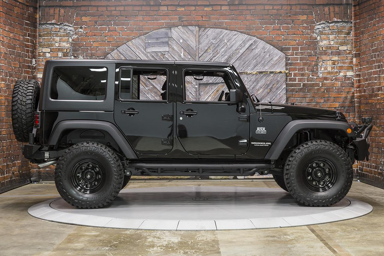 2015 Jeep Wrangler Unlimited Sport Automatic
