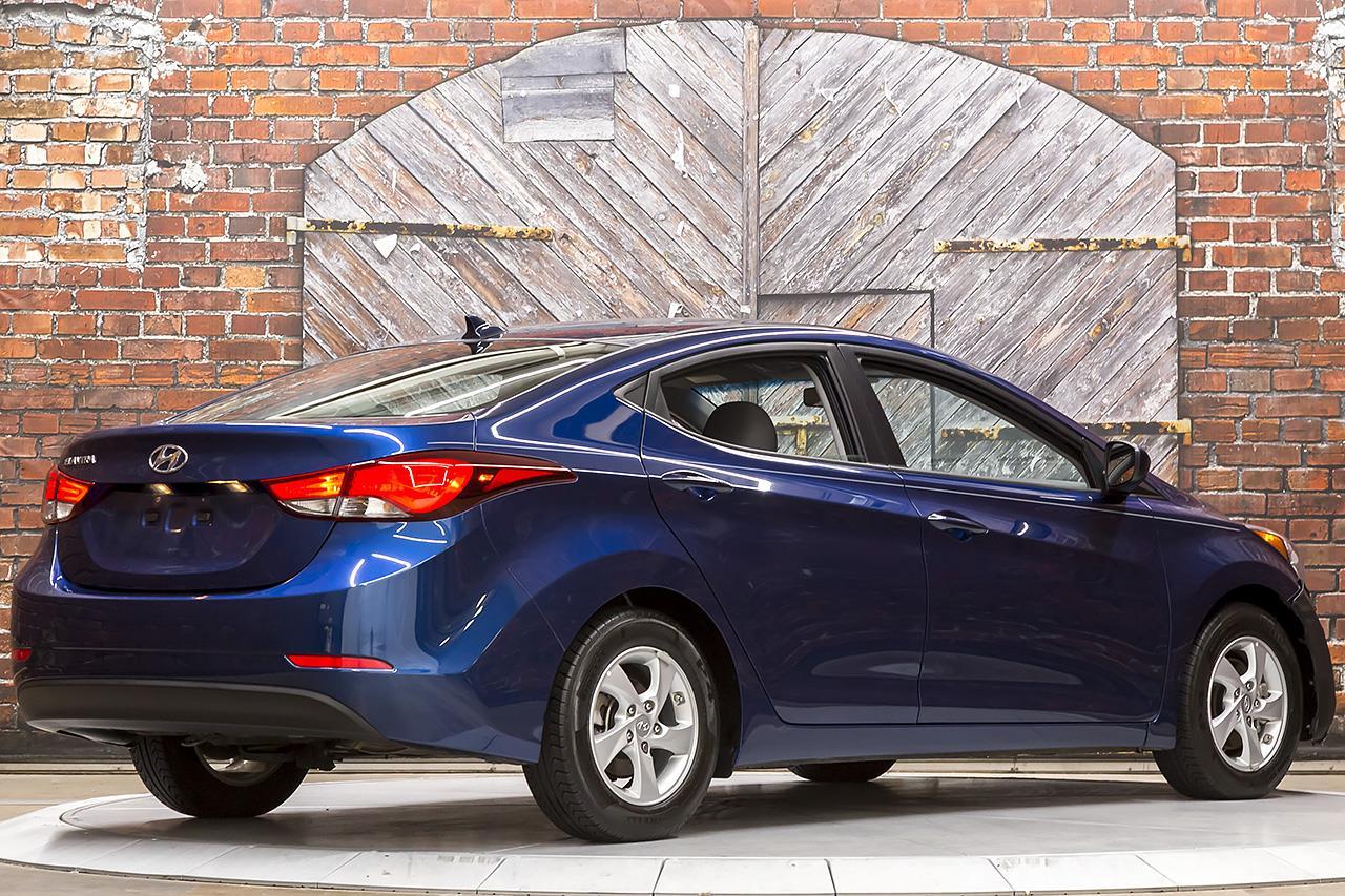 2015 Hyundai Elantra Se 6
