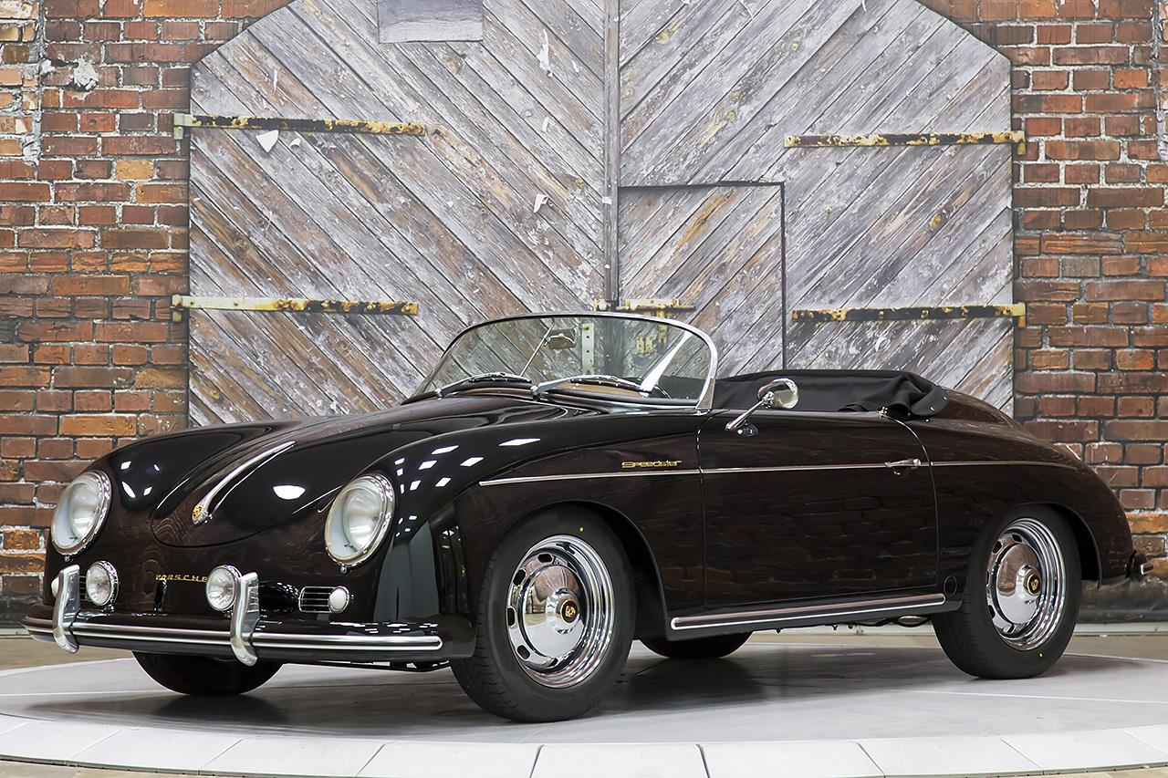 1957 Porsche 356 Speedster Re Creation