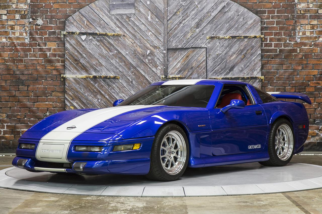 1996 Chevrolet Corvette Grand Sport Greenwood