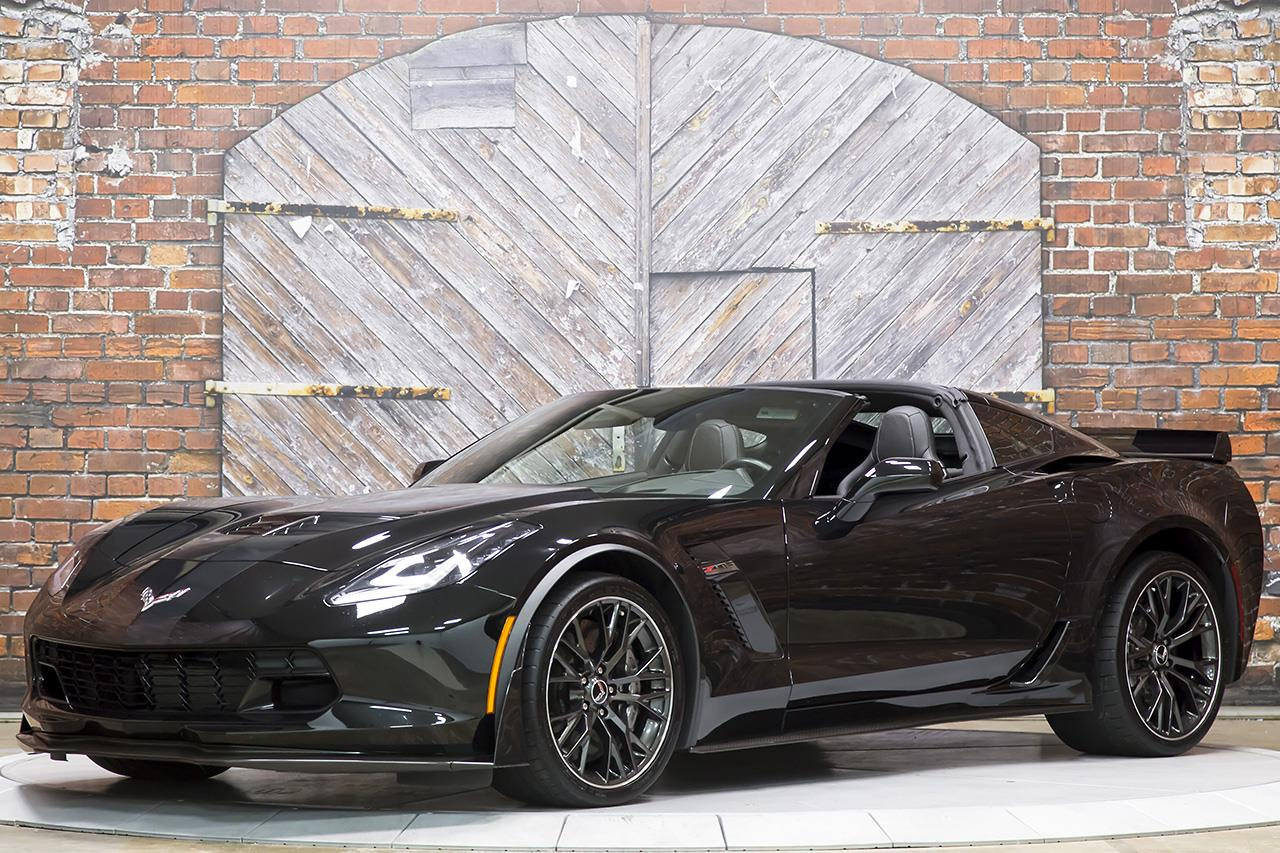 2015 Chevrolet Corvette Z06 3LZ Z07 Coupe
