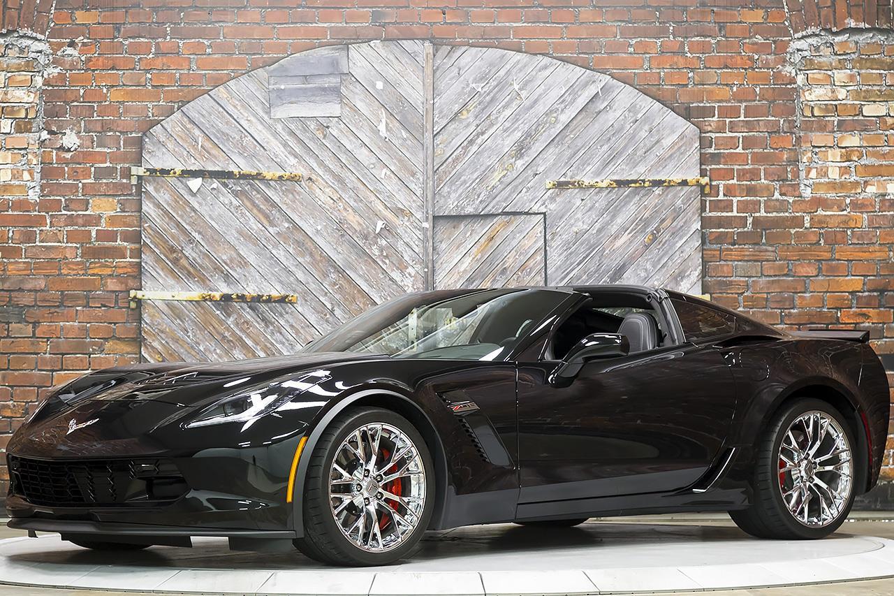 2016 Chevrolet Corvette Z06 3LZ Coupe