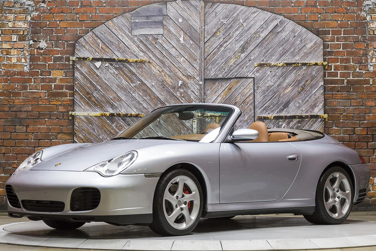 2004 porsche 911 carrera 4s cabriolet tiptronic. Black Bedroom Furniture Sets. Home Design Ideas