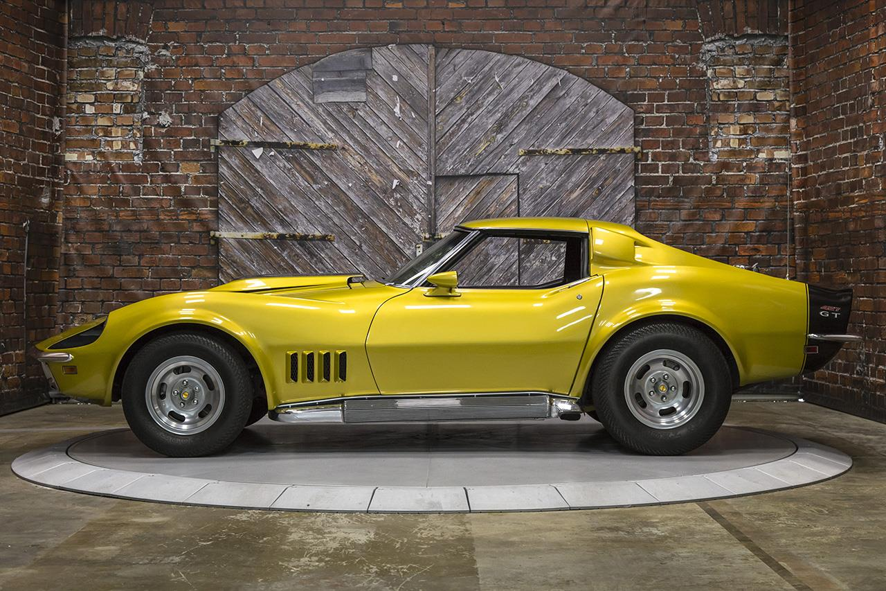 1969 Chevrolet Corvette Baldwin Motion Phase Iii Gt