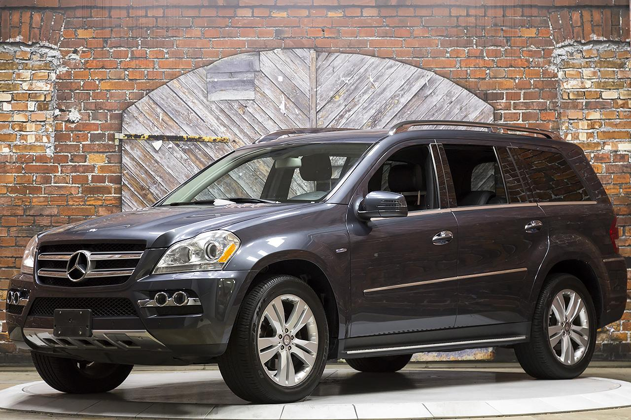 2011 Mercedes Benz GL350 Bluetec