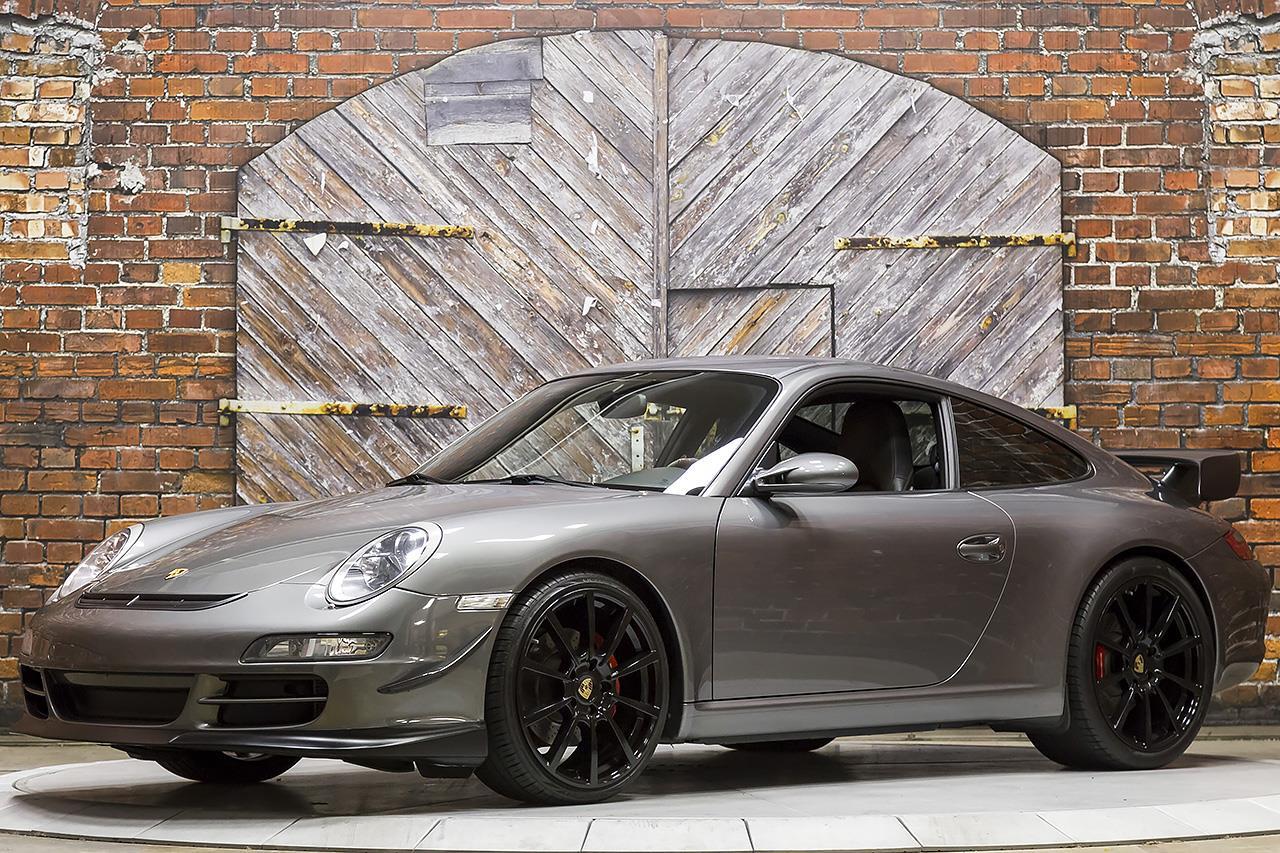 2007 Porsche 911 Carrera S Coupe 6-Speed