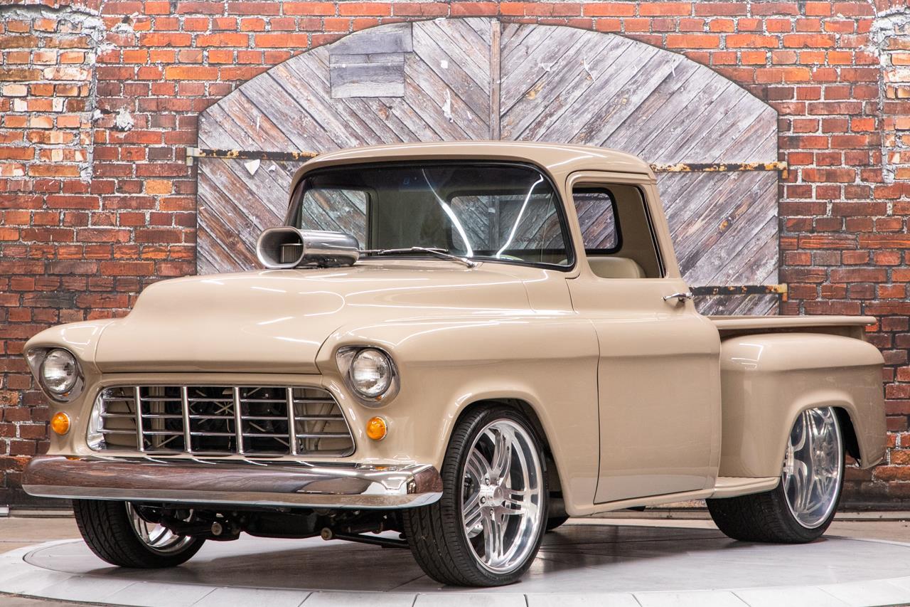 1955 Chevrolet Apache Restomod