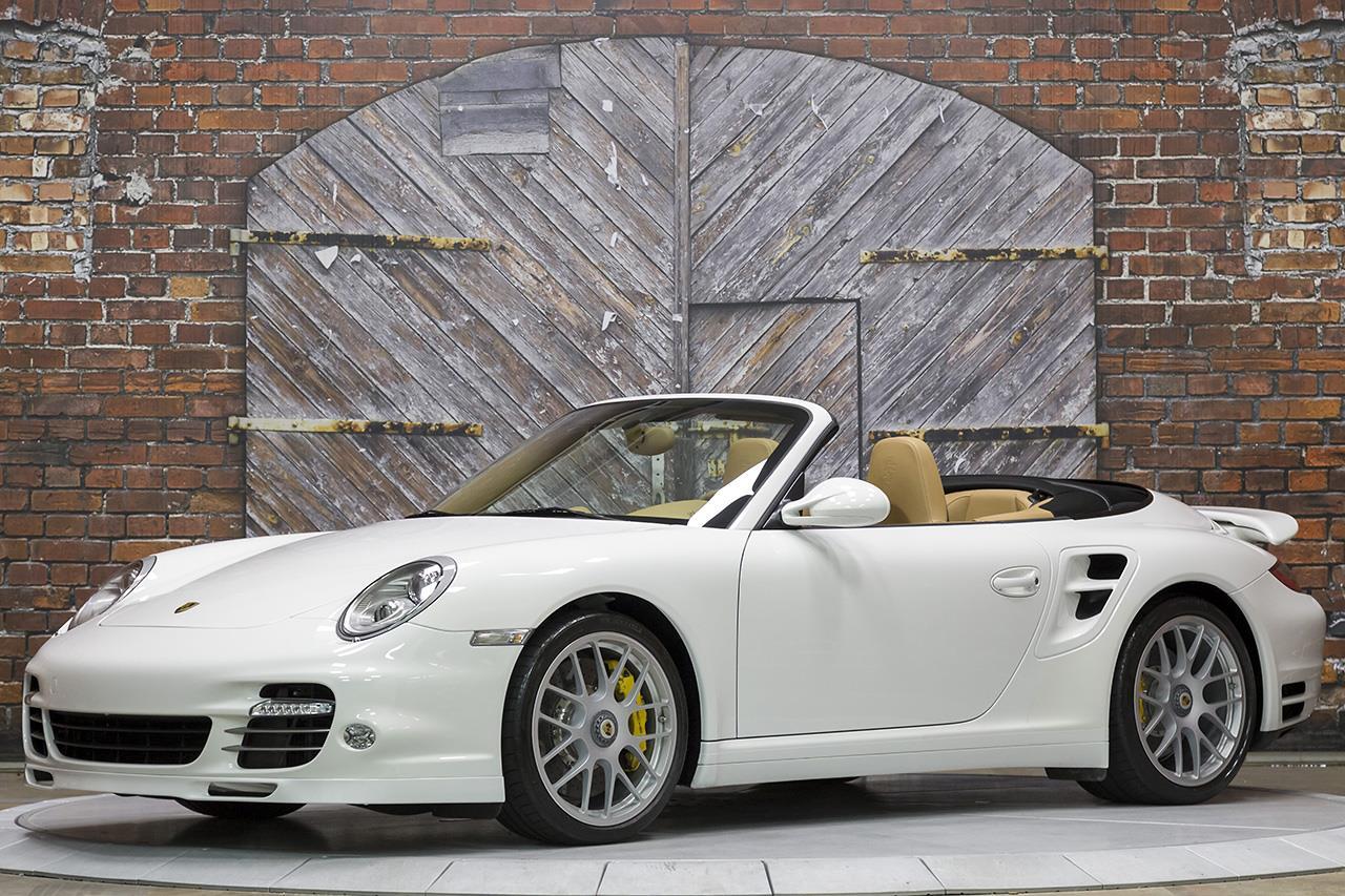 2013 Porsche 911 Turbo S Cabriolet 997