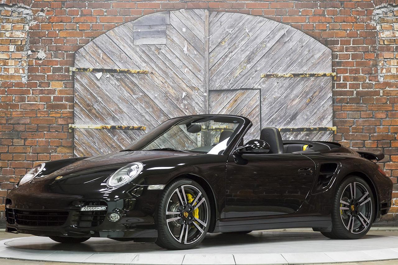 2012 Porsche 911 Turbo S Cabriolet 997