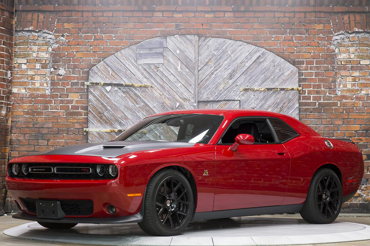 2015 Dodge Challenger RT Scat Pack