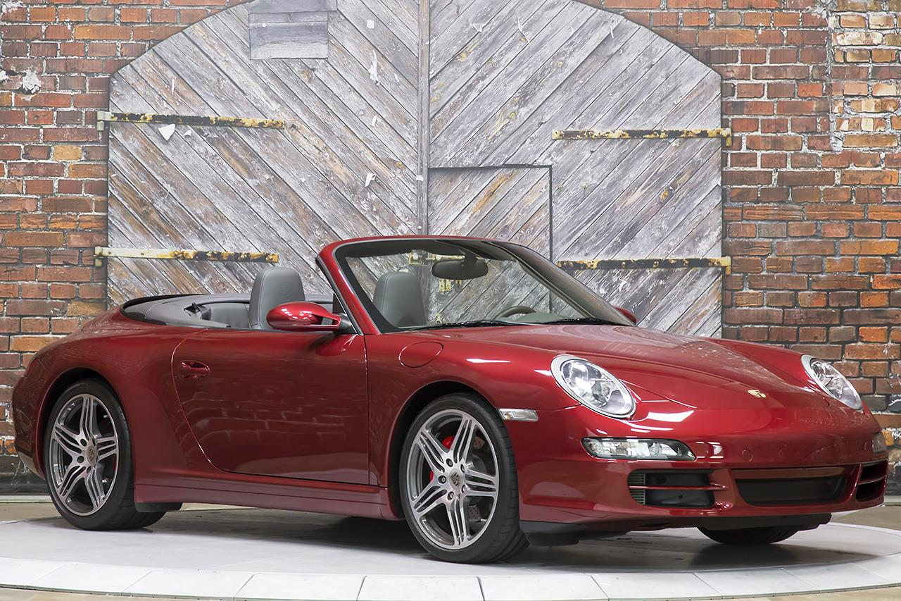 2008 porsche 911 carrera 4s cabriolet 6 speed manual. Black Bedroom Furniture Sets. Home Design Ideas