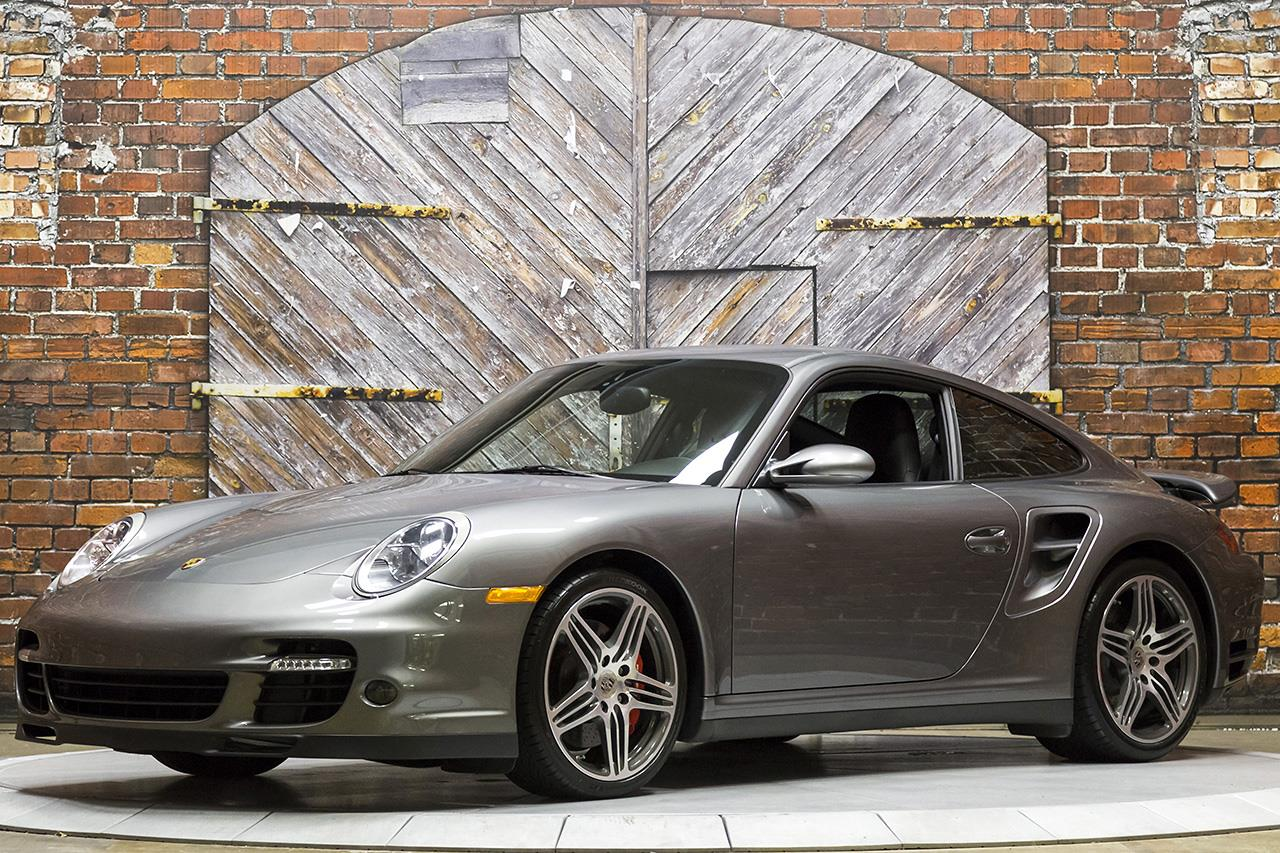 2008 Porsche 911 Turbo Coupe 997