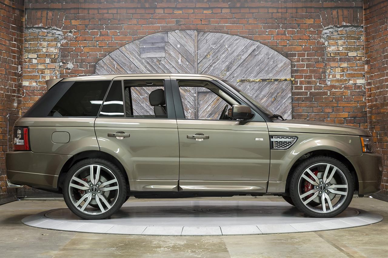North Freeway Hyundai >> 2013 Land Rover Range Rover Sport Supercharged Autobiography