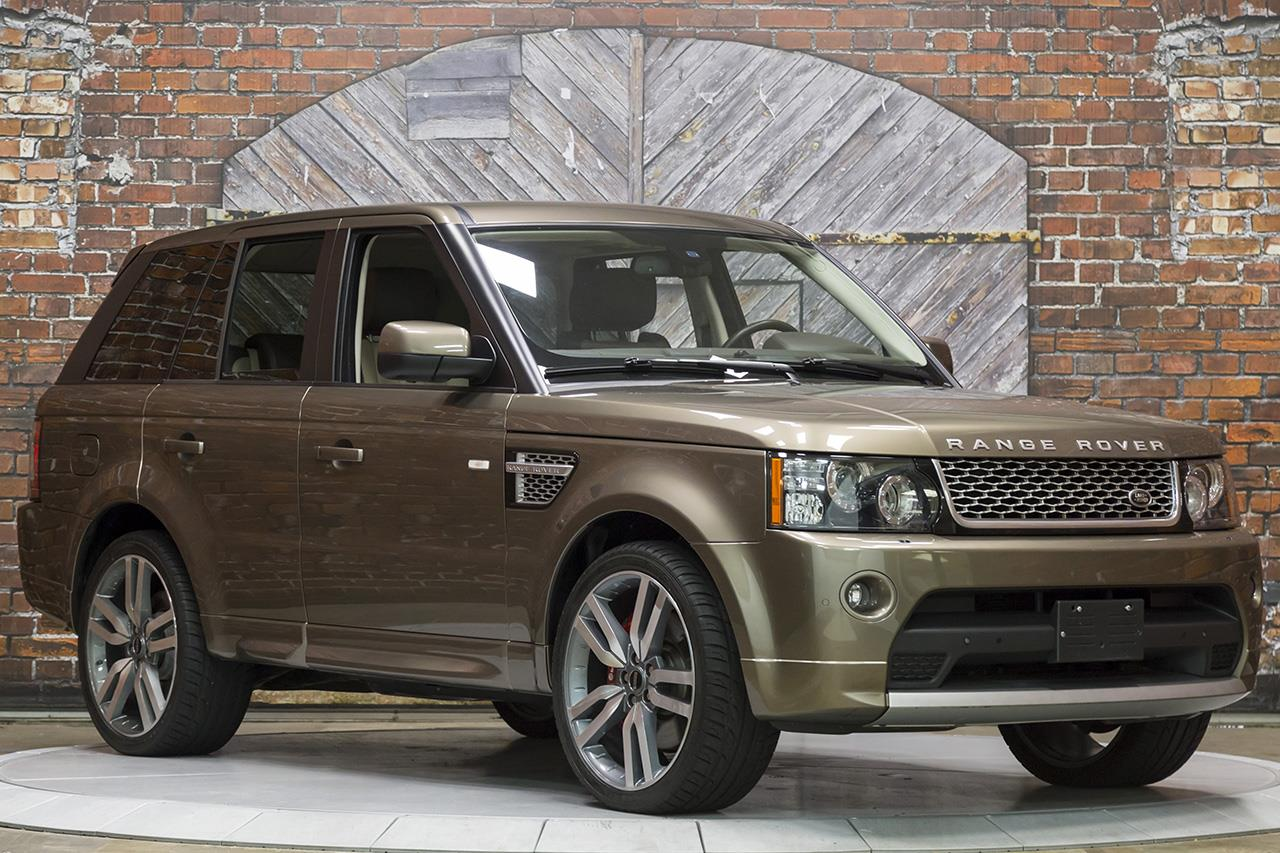 2013 land rover range rover sport supercharged autobiography. Black Bedroom Furniture Sets. Home Design Ideas