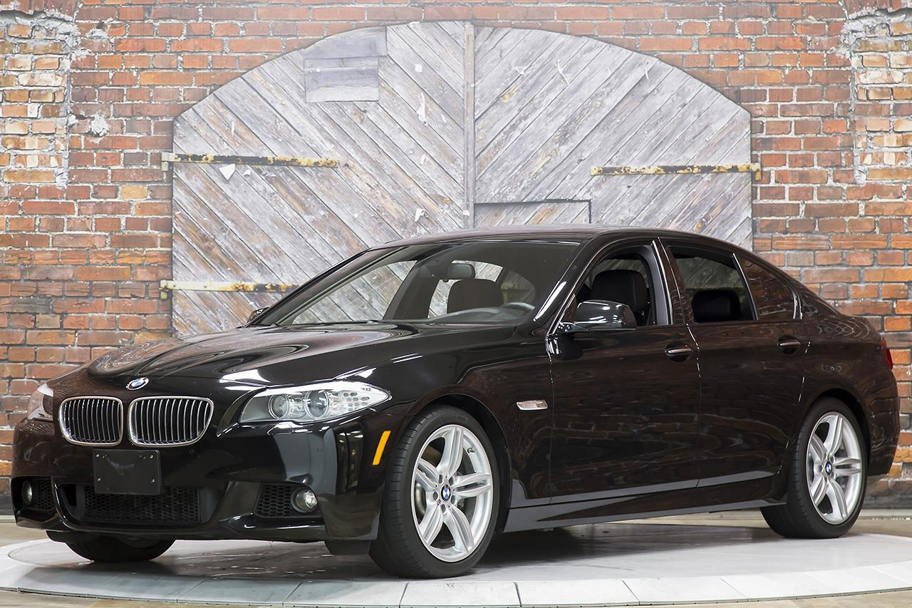 2013 BMW 535i M Sport Sedan