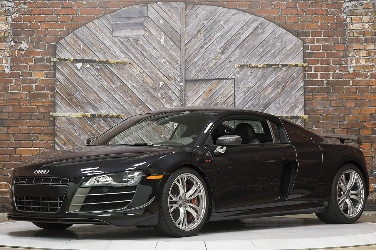 2012 Audi R8 GT Coupe #250/333