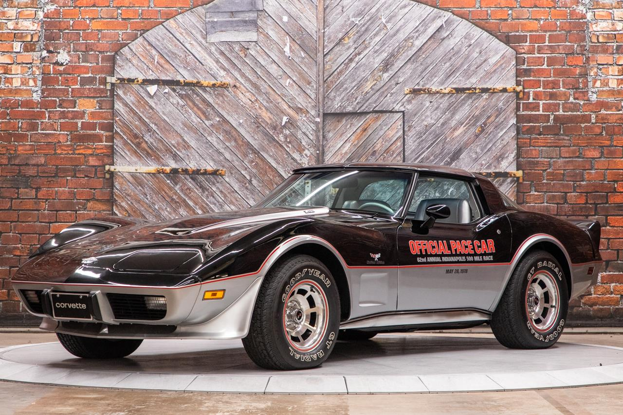 1978 Chevrolet Corvette L82 Pace Car