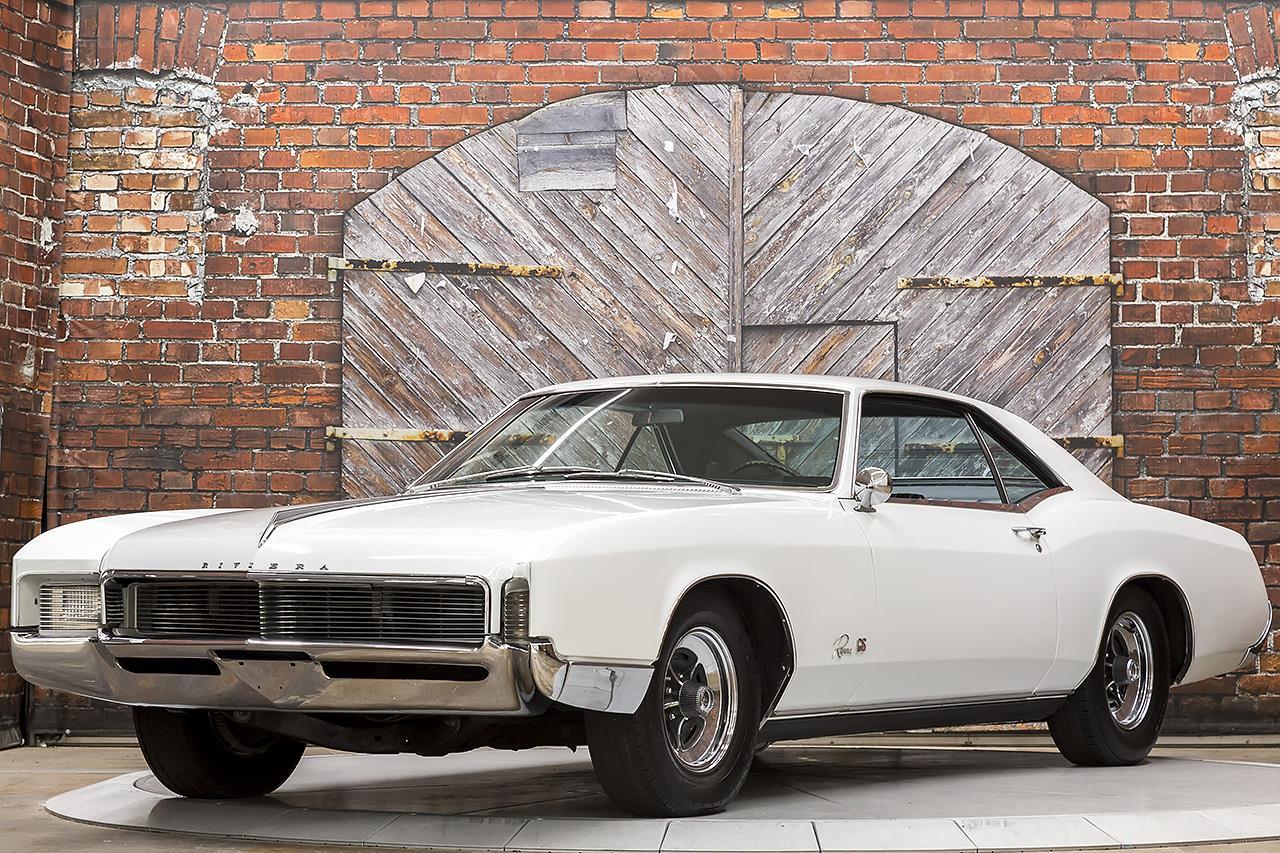 1966 Buick Riviera GS Automatic