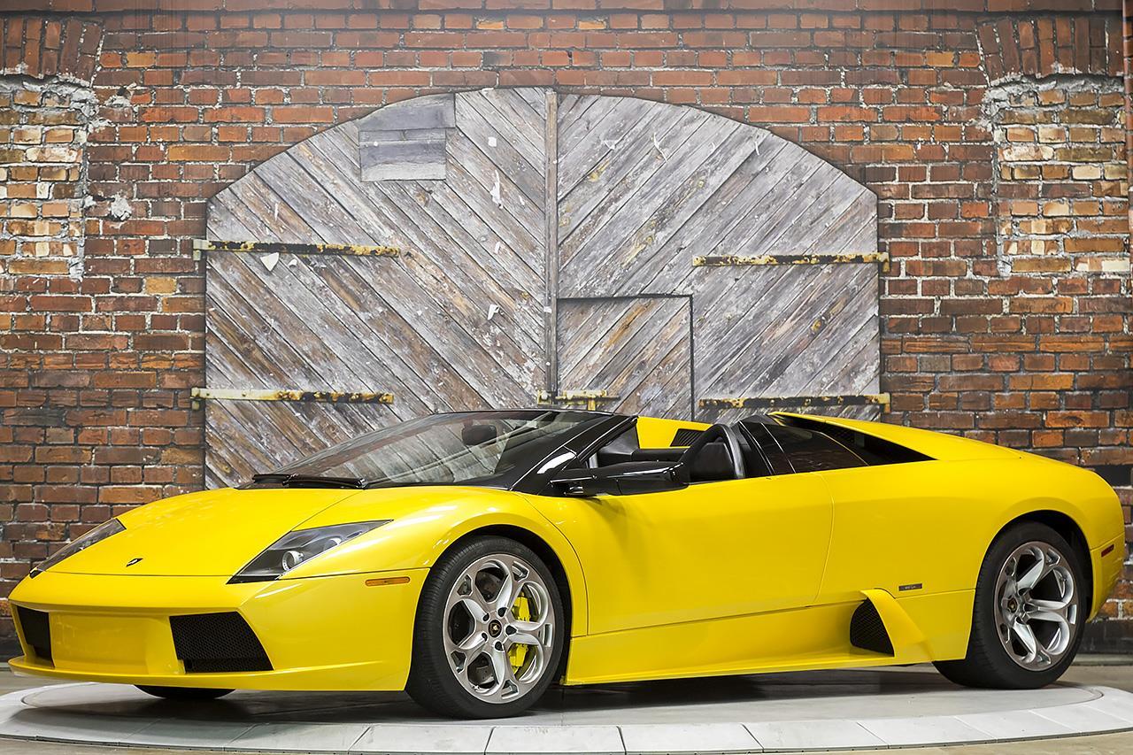 2005 Lamborghini Murcielago Roadster E-Gear
