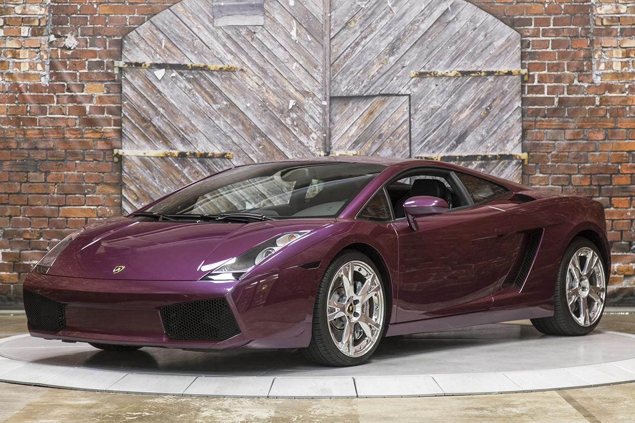2007 Lamborghini Gallardo Coupe E-Gear