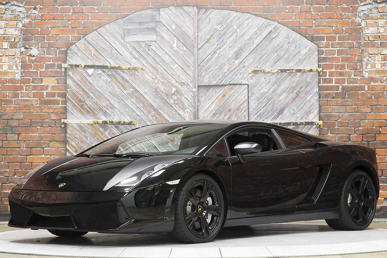 2007 Lamborghini Gallardo Coupe E-Gear Nera Edition