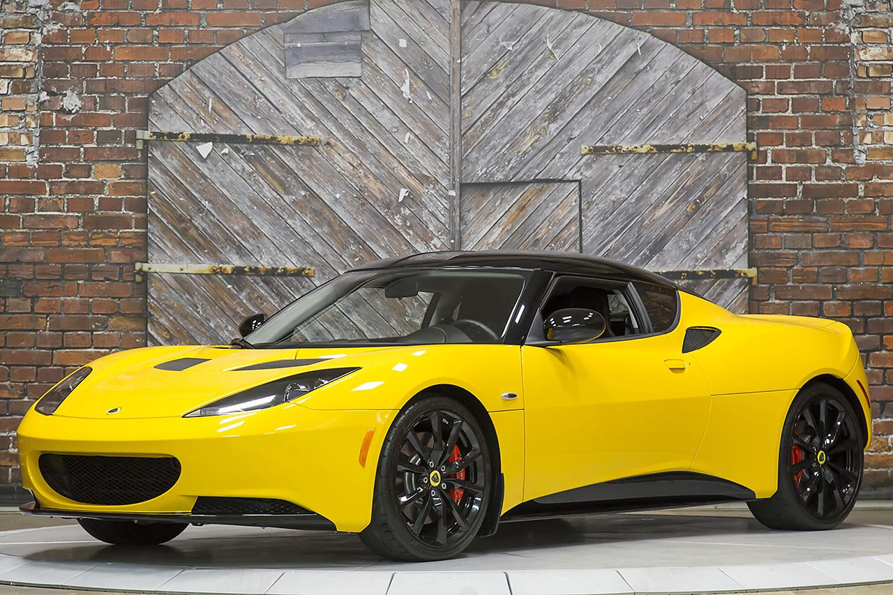 2014 Lotus Evora S 6-Speed