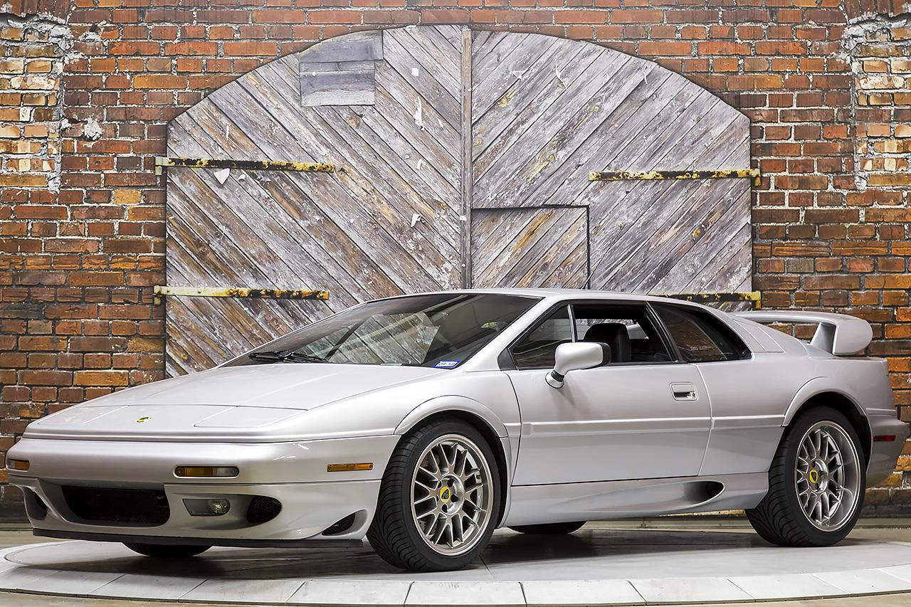 2002 Lotus Esprit V8 Twin Turbo 25th Anniversary