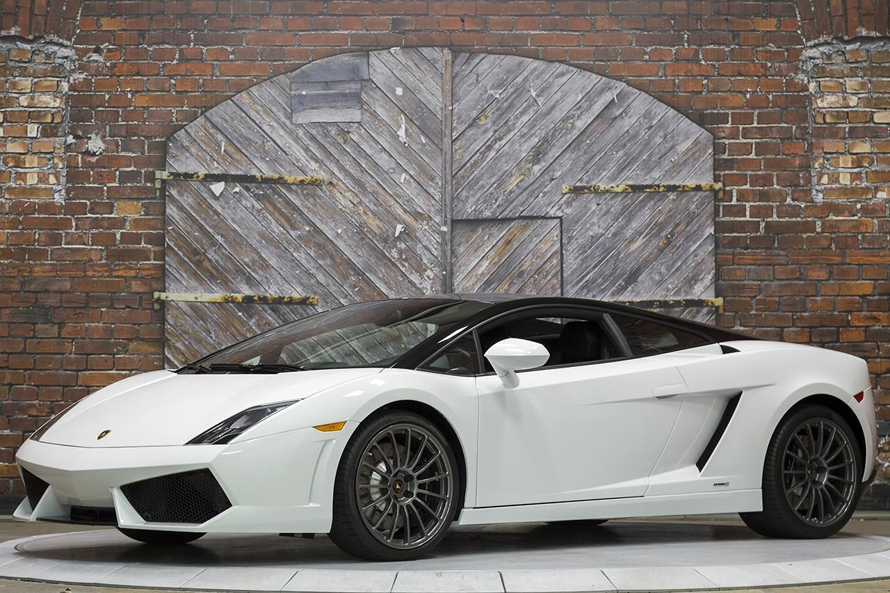 2011 Lamborghini Gallardo LP550-2 Coupe E-Gear Bicolore