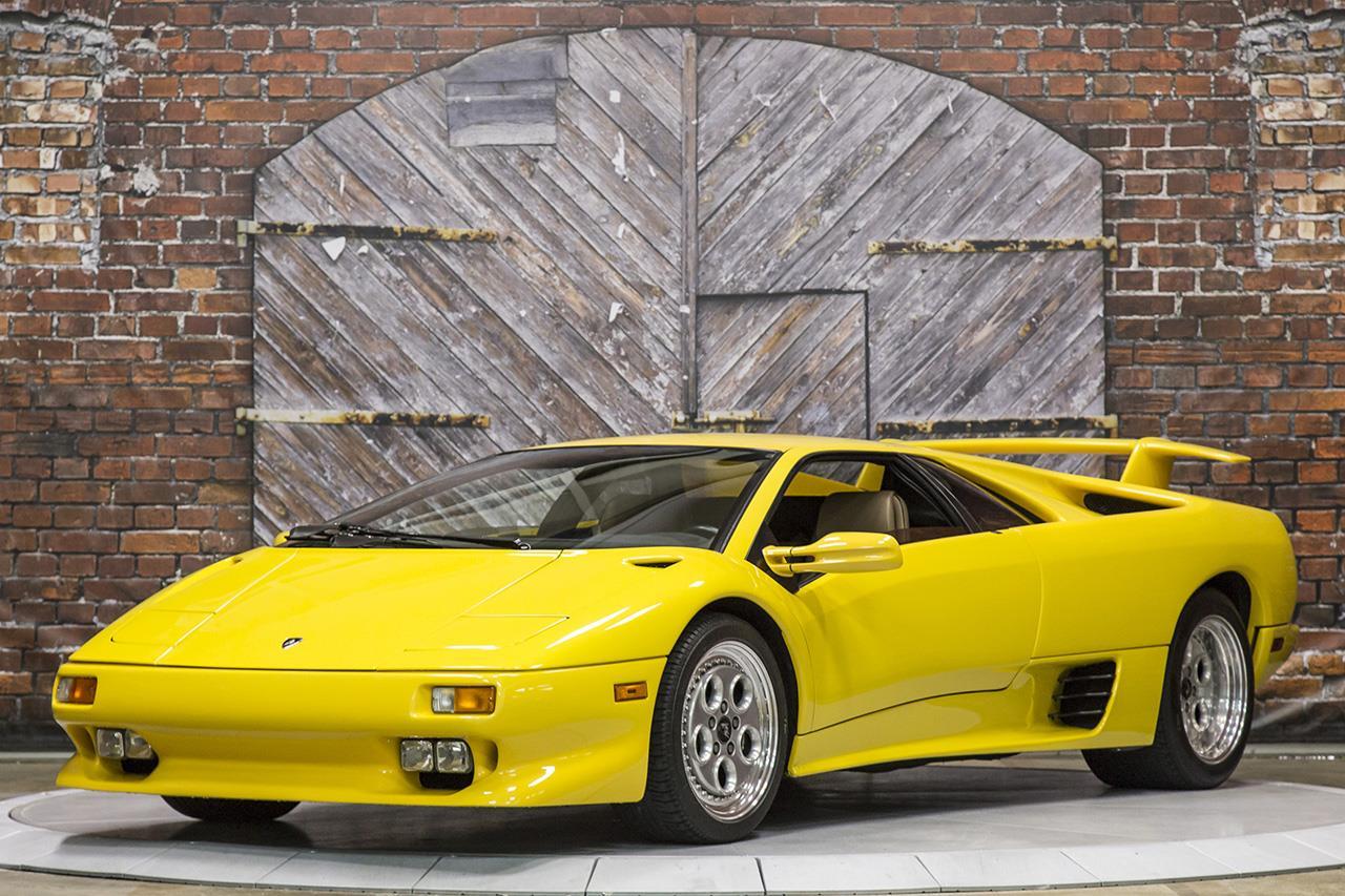 1996 Lamborghini Diablo RWD Coupe