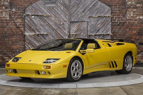 North Freeway Hyundai >> 1999 Lamborghini Diablo VT Roadster