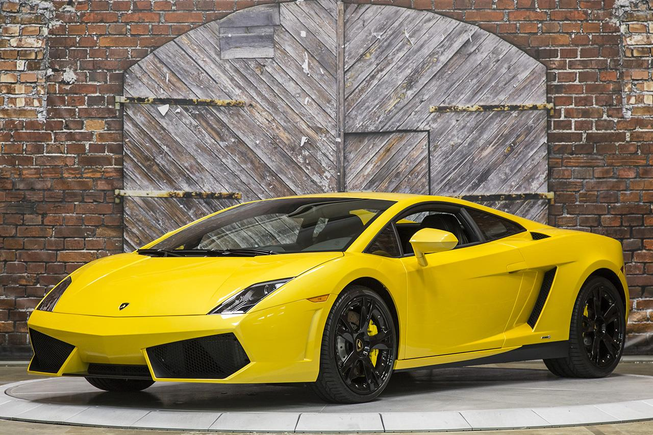 2013 Lamborghini Gallardo LP550-2 Coupe E-Gear E-Gear
