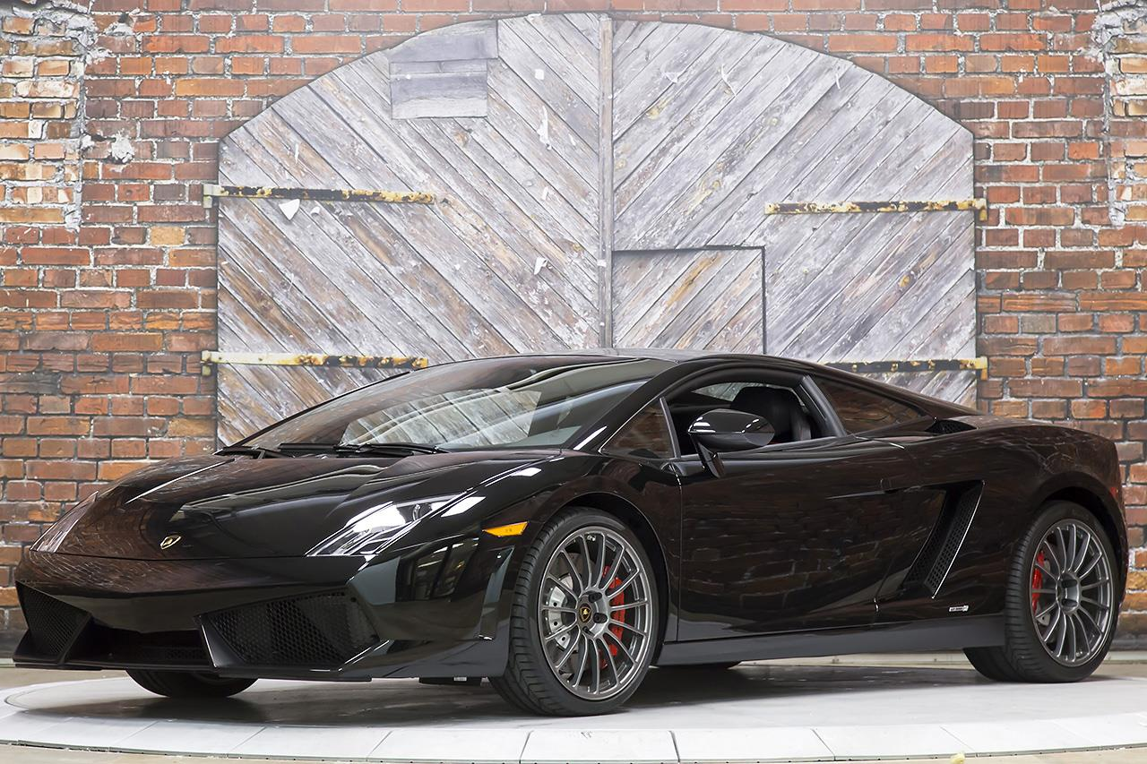 2014 Lamborghini Gallardo LP550-2 Coupe E-Gear