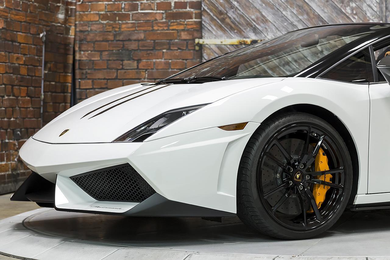 2014 Lamborghini Gallardo Lp570 4 Spyder Performante E Gear