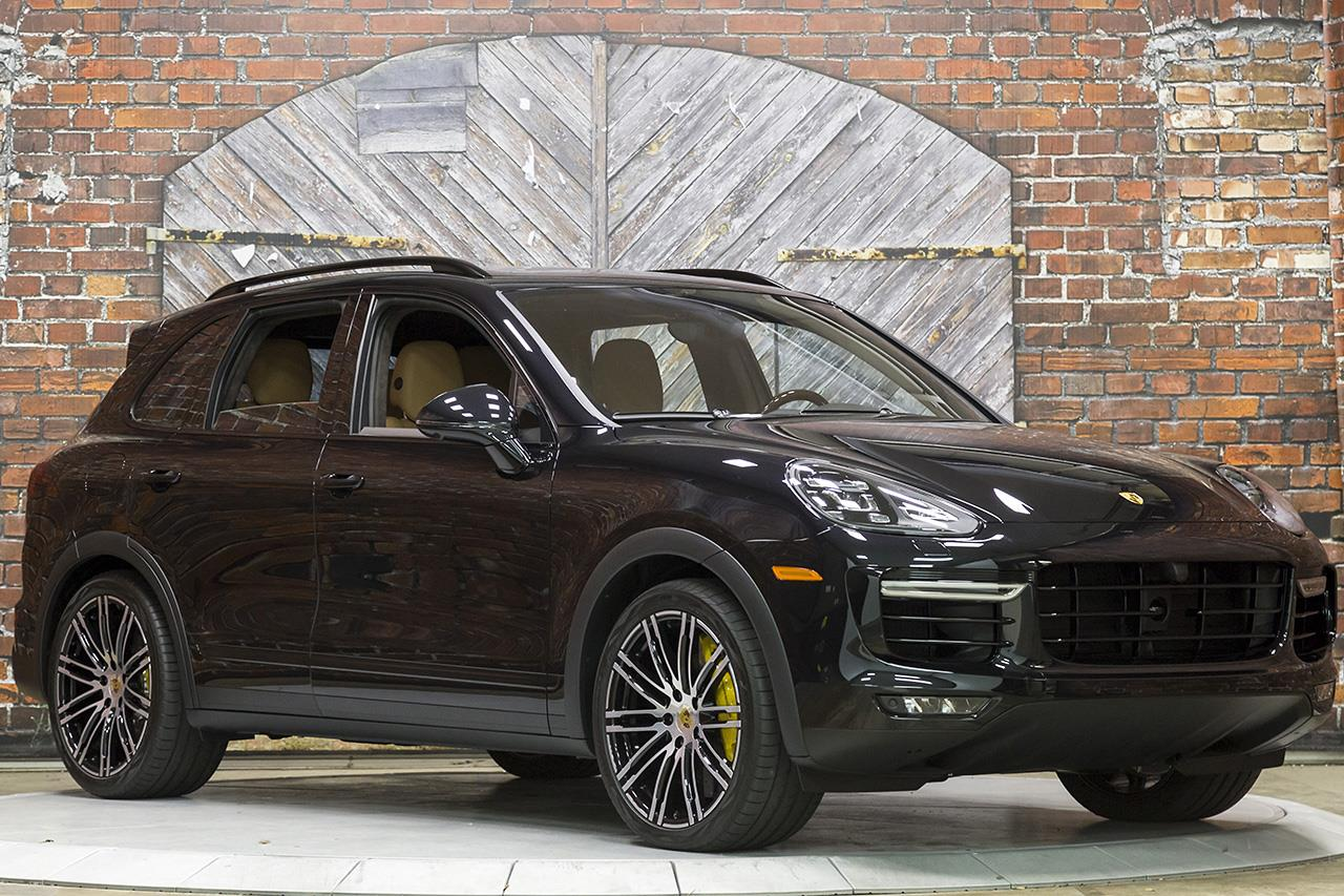 2016 porsche cayenne turbo s. Black Bedroom Furniture Sets. Home Design Ideas