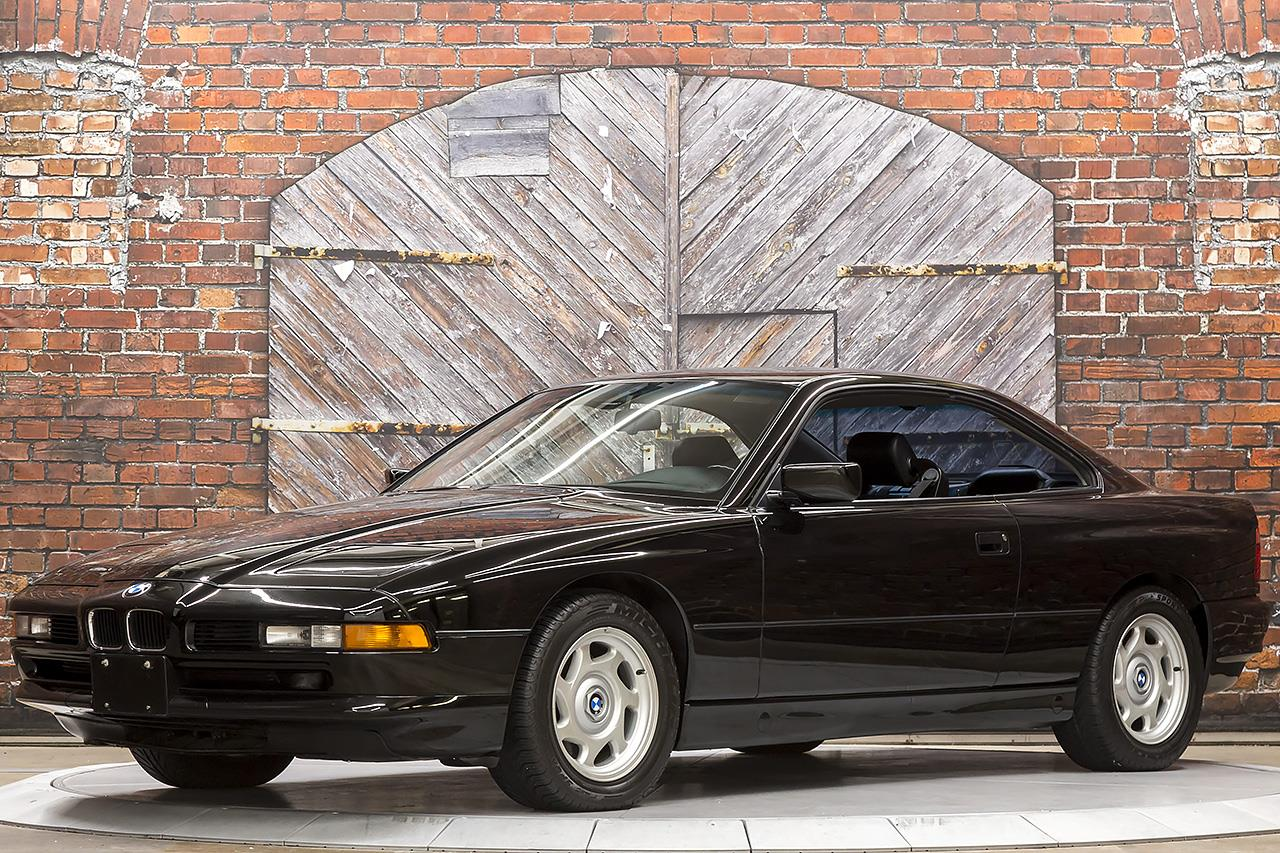 1991 BMW 850i 6-Speed Manual