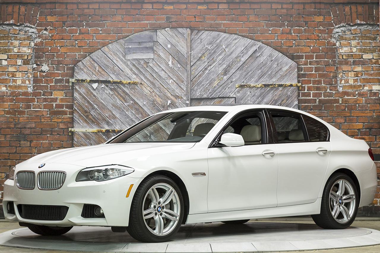 2011 BMW 550i M Sport Sedan