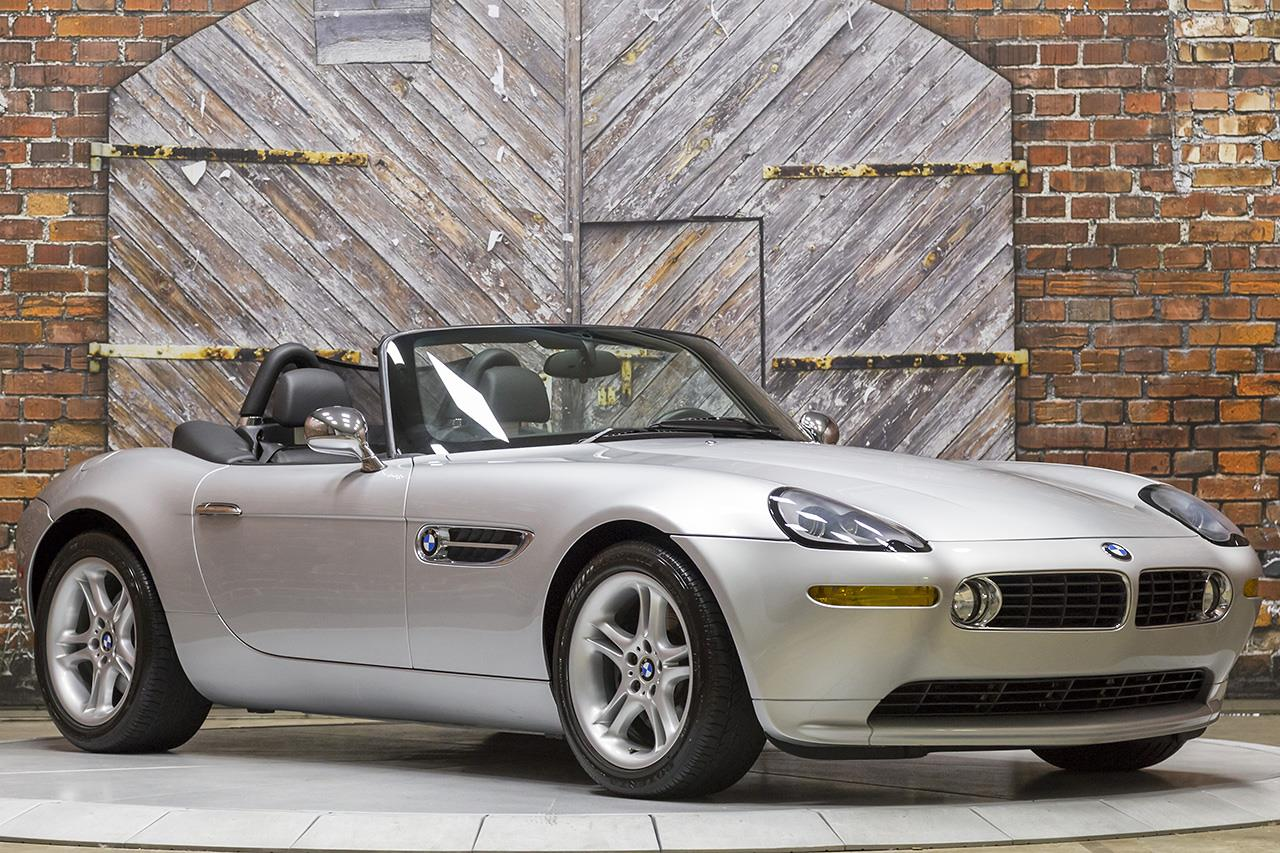North Freeway Hyundai >> 2000 BMW Z8 Roadster